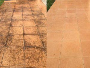 Nettoyage des dalles - Artisan Gazeaux