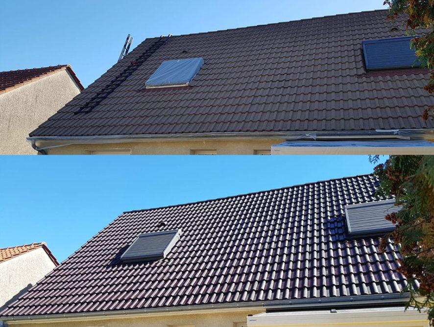 Artisan nettoyage des toitures Mont-Saint-Martin 54350